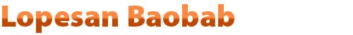 Lopesan Baobab